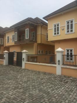 4 Bedroom Semi Detach Duplex with Room Bq, By Spg, Ologolo, Lekki, Lagos, Semi-detached Duplex for Rent