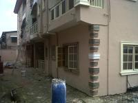 Newly Built 3 Bedroom Flat, Akoka, Yaba, Lagos, 3 Bedroom, 4 Toilets, 3 Baths Flat / Apartment For Rent