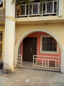 Well Renovated Spacious 2 Bedroom Flats with a Spacious Compound, Cooperative Villa Estate, Badore, Ajah, Lagos, House for Rent