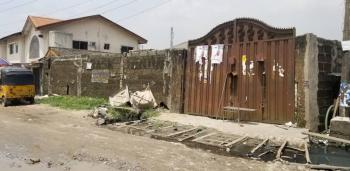 Fenced & Gated Plot of Land, Chief Natufe Street, Off Babs Animashaun Road, Bode Thomas Bus Stop, Bode Thomas, Surulere, Lagos, Mixed-use Land for Sale
