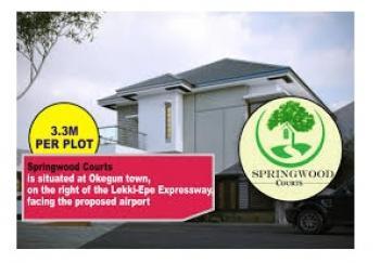 Promo!promo! Promo! Buy 2 Get 1 Free @ Ibeju ( a Plot for 1.5million Naira), Ibeju, Lagos, Mixed-use Land for Sale