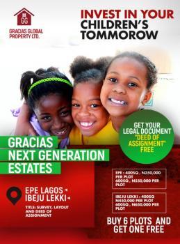Gracias Next Generation Estate, Mafogunde, Ibeju Lekki, Lagos, Land for Sale