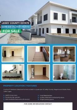 5 Bedroom Duplex, Lekki County, Ikota Villa Estate, Lekki, Lagos, Semi-detached Duplex for Sale
