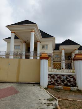 5 Bedrooms Twin Duplex with 3 Rooms Bq Each, Off Alvan Ikoku Way, Maitama District, Abuja, Semi-detached Duplex for Rent
