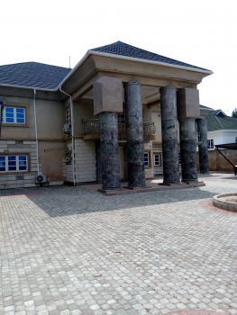 Ambassadorial 6 Bedrooms Detached Duplex with 2 Rooms Servant Quarters, Swimming Pool and Generator, Off Ibb Buleavard, Maitama District, Abuja, Detached Duplex for Rent