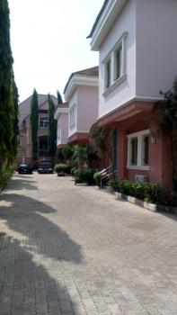 Tastefully Finished 4 Bedroom Terraced House with a Room Bq, Maitama District, Abuja, Terraced Duplex for Rent