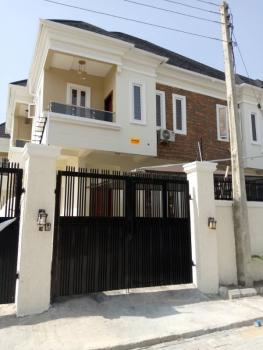 Five Bedroom Fully Detached Duplex, Off Chevron Alternative Route, Lekki Expressway, Lekki, Lagos, Detached Duplex for Sale