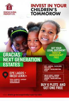 Cheapest Land, Mafogunde, Ibeju Lekki, Lagos, Mixed-use Land for Sale