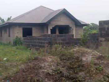 4 Bedroom Flat, Lion Power, Off Orimerunmu Rd, Olowotedo B/stop, Obafemi Owode, Ogun, Terraced Bungalow for Sale