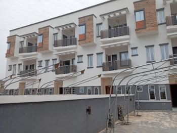 Newly Built and Well Finished 4 Bedroom Spacious Terraced Duplex with a Room Bq, Fitted Kitchen, Etc., Thomas Estate, Ajah, Lagos, Terraced Duplex for Sale