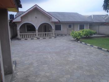a Standard Detached 3 Bedroom Bungalow with Ample Parking Space, Off Rumuduru Road, Rumuduru, Port Harcourt, Rivers, Detached Bungalow for Sale