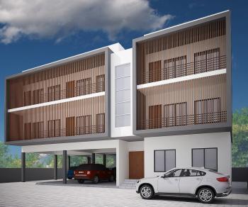 Off Plan Sales One Bedroom Apartments, Agungi, Lekki, Lagos, Flat for Sale