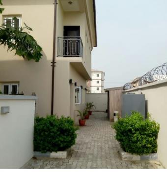 Lovely 2 Bedroom, Ikate Elegushi, Lekki, Lagos, Terraced Duplex for Rent
