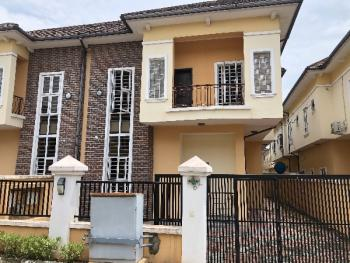 Brand New 4 Bedroom Semi Detached Duplex with a Room Bq, Ologolo, Lekki, Lagos, Semi-detached Duplex for Rent
