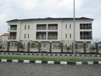 4 Bedroom Terraced Duplex on 3 Floors Including a Gym and a Swimming Pool, Banana Island, Ikoyi, Lagos, Terraced Duplex for Rent