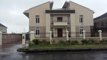 Tastefully Finished 5 Bedroom Duplex with a Bq, Pinnock Beach Estate, Osapa, Lekki, Lagos, Detached Duplex for Rent