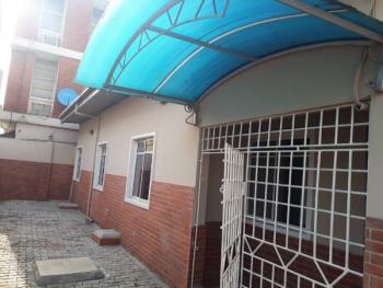 Decent 3 Bedroom Flat, Ekololu Street, Ogunlana, Surulere, Lagos, Semi-detached Bungalow for Rent
