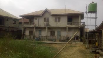Block of Flats, Amikanle(behind Ait), Alagbado, Ijaiye, Lagos, Block of Flats for Sale