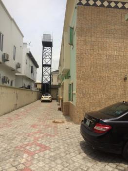 3 Bedroom Flat Upstairs in a Secured Estate, Osapa, Lekki, Lagos, Flat for Rent