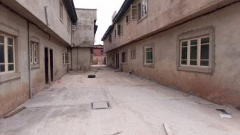Tastefully Built New & Spacious 3 Bedrooms, Pop, Tiled, 4t/3b in  2 Block of Flats, Upstairs, Personal Staircase, Off Pedro Road, Shomolu, Lagos, Flat for Rent