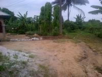Partly Fenced 2200 Square Metres Land, , Eket, Akwa Ibom, Land For Sale
