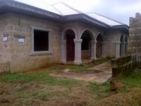 Newly Built 3 Bedroom Bungalow, , Eket, Akwa Ibom, 3 Bedroom, 4 Toilets, 3 Baths House For Sale