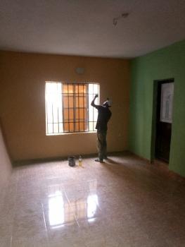 a Brand Newly Built 2 Bedroom Flat, Off Bajulaiye Road, Bariga, Shomolu, Lagos, Flat for Rent