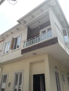 Luxury Spacious 4 Bedroom Semi Detached Duplex En Suite with Fitted Kitchen in a Gated Environment, Idado Estate Behind Chevy View, Idado, Lekki, Lagos, Semi-detached Duplex for Rent
