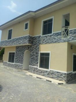 Newly Built 4 Bedroom Duplex with Bq, Crown Estate, Ajah, Lagos, Detached Duplex for Rent