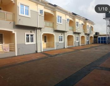 Super Lovely 3 Bedroom Townhouse, Abraham Adesanya Estate, Ajah, Lagos, Terraced Duplex for Rent