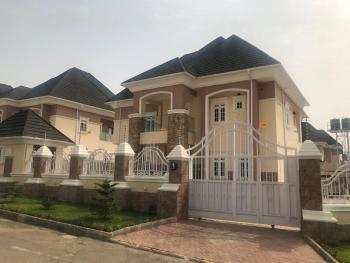 Luxury 4 Bedroom Duplex, Efab Estate, Karsana, Abuja, Detached Duplex for Sale