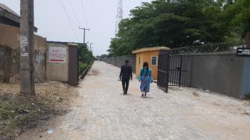 Well Located Dry Plot of Land with Well Raised Raft Foundation, Bates Estate, By Lbs, Olokonla, Ajah, Lagos, Residential Land for Sale