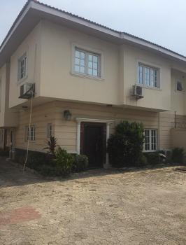 3 Bedroom Terrace Duplex with Bq, Lekki Phase 1, Lekki, Lagos, Terraced Duplex for Rent