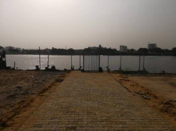 Waterfront Land with Boat Jetty Measuring 500sqm, Lekki Phase 1, Lekki, Lagos, Mixed-use Land for Rent