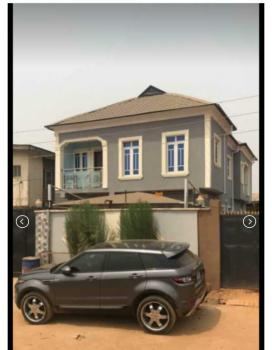 Lovely Finished Three Bedroom Duplex, All Rooms En Suite, Martins, Akute, Ifo, Ogun, Detached Duplex for Sale