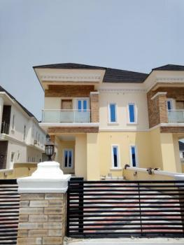 4 Bedroom Semi Detached with a Room Bq in a Secured Estate, Chevy View Estate, Lekki, Lagos, Semi-detached Duplex for Rent