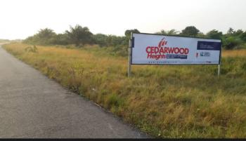 Land, Cederwood Heights, Close to La Campaign Tropicana After The Lekki Free Trade Zone, Mafogunde, Ibeju Lekki, Lagos, Residential Land for Sale