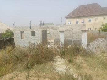 2 Bedroom Carcass, Ushafa, Ushafa, Bwari, Abuja, Detached Bungalow for Sale