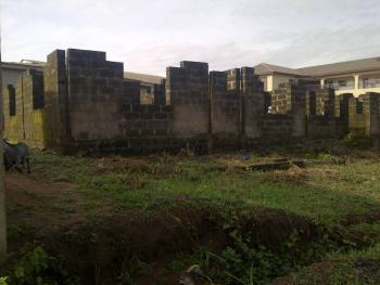 Uncompleted Block of Flats, Ground Floor on Lintel Level Sitting on a Full Plot of Land Within a Developed Area, Ikojo, Sango Ota, Ogun, Block of Flats for Sale