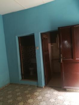 Beautiful Newly Built Room Self Contain Fens Round with Gate, in a Very Clean and Decent Street Ojota, Ojota, Lagos, Self Contained (single Rooms) for Rent