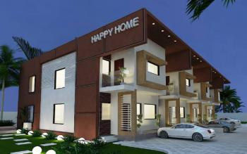 2 Bedroom Terrace Duplex (compact), Rafinsayin, Along Suleja Road, Dei-dei, Abuja, Terraced Duplex for Sale