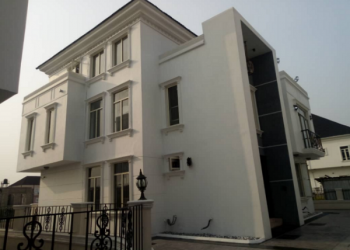 Elegantly Finished Arabian Style 4 Bedroom  Detached Duplex with an Exclusive Panoramic View Royal Penthouse Master Bedroom, Victory Park Estate, Osapa, Lekki, Lagos, Detached Duplex for Sale