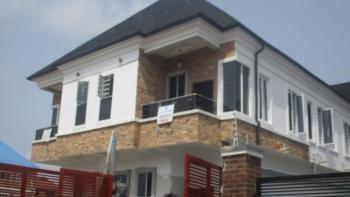 a Tastefully Finished 4 Bedroom Semi Detached Duplex and a Room Bq, Chevron, Lekki Phase 2, Lekki, Lagos, Semi-detached Duplex for Sale