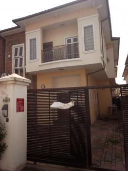 Luxury 3 Bedroom Duplex with Bq, Psg, Orgo Chukwu Estate, Lekki Expressway, Lekki, Lagos, Semi-detached Duplex for Rent