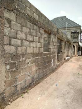a Bungalow of 2 Flats Comprising 2 No Bedroom Flats Built En Suite, Akinsami Street(bamis-sch-street)by Poultry B/stop B4 Gasline B/stop,gasline Ijoko-apase House, Sango Ota, Ogun, House for Sale