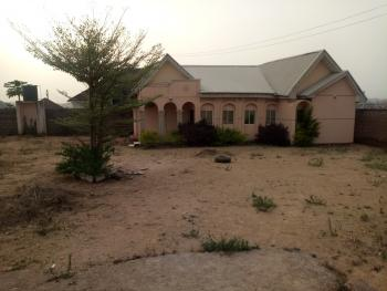 3 Bedroom Bungalow on 3 and a Half Plots, Near Sen. Idi Jangs House, Rayfield, Jos South, Plateau, House for Sale