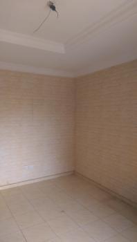 1 Bedroom Flat with 2 Toilets, Beside Legislative Quarters, Apo, Abuja, Flat for Rent