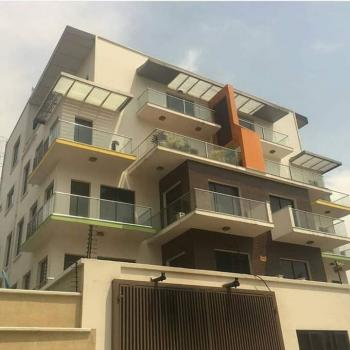 Contemporary 3 Bedroom with Maids Room, Mojisola Onikoyi Estate, Ikoyi, Lagos, Block of Flats for Sale