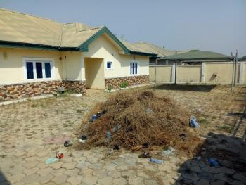 Three Bedroom Detached Bungalow with One Bedroom Guest Chalet, Volta Street Suncity Estate, Lokogoma District, Abuja, Detached Bungalow for Rent