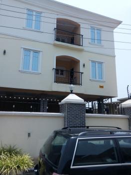 Classic 3 Bedroom Upstairs, Ado, Ajah, Lagos, Flat for Rent